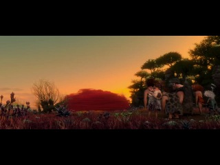 Семейка Крудс (The Croods), промо-ролик (1280)