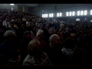 Грязовец 09.11.2013 года-концерт Центра русская Гармонь